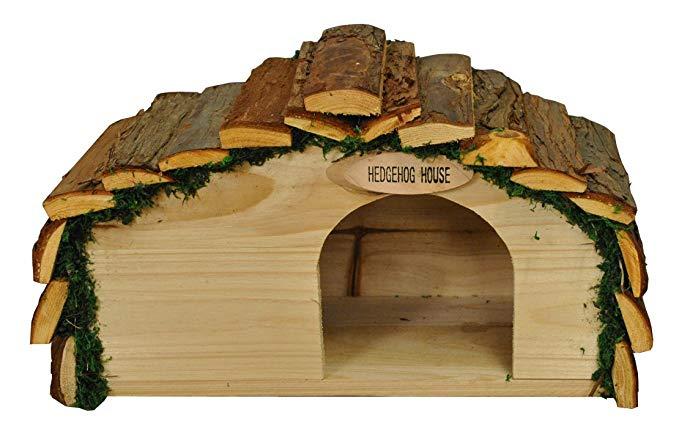 Bark Selections Hedgehog House