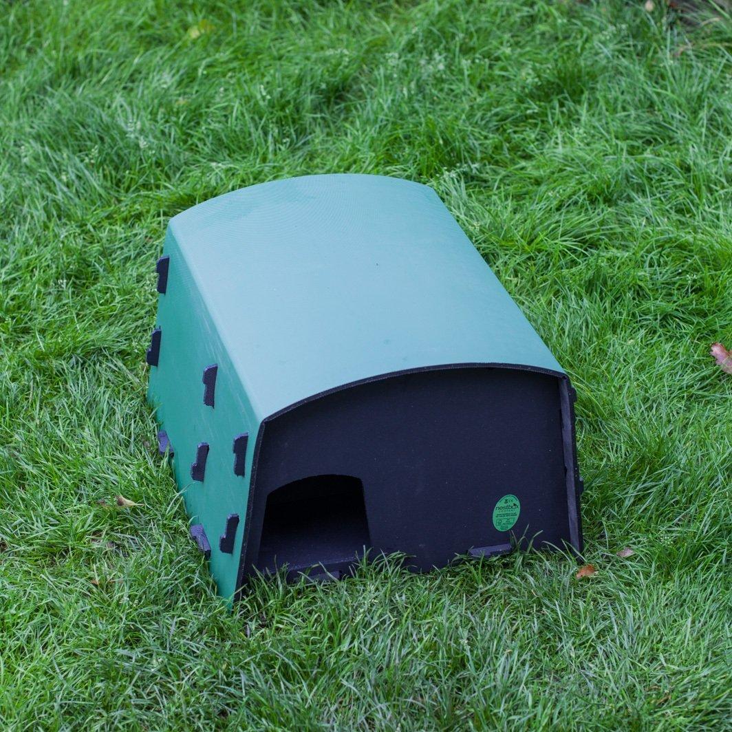 Eco Plastic Hedgehog House