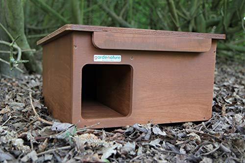 Garden Nature Hedgehog House