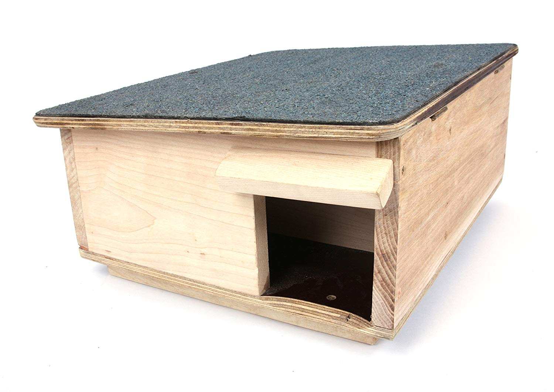 Hedgehog Feeder House