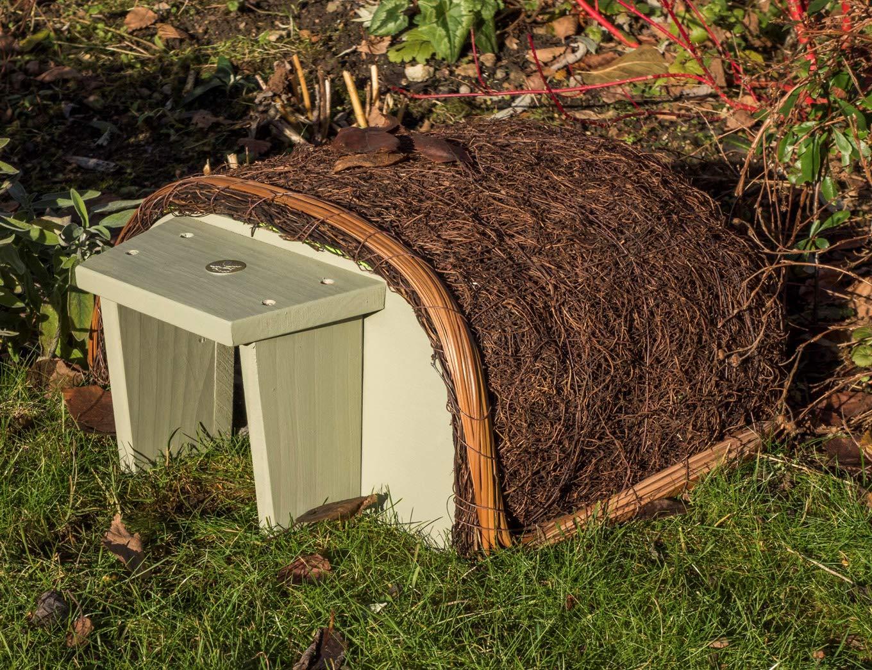 Wicken Fen Hedgehog House